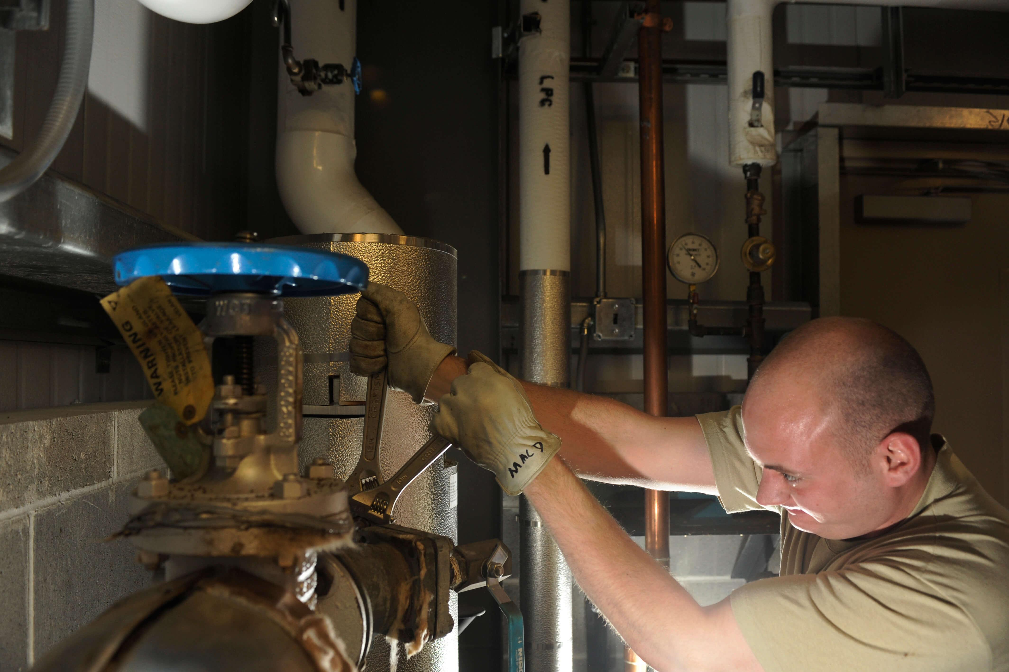 Heater Repair Cost in Frisco TX